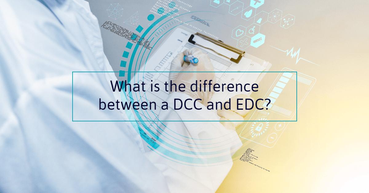 DDC vs EDC