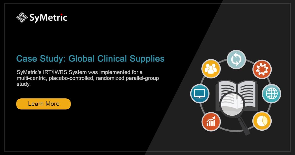 Global Clinical Supplies