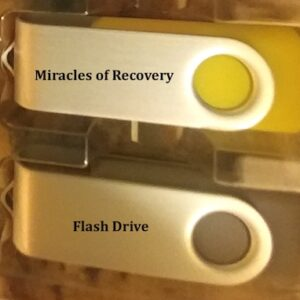 Flash Drive Miracles of Recovery
