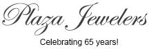 Plaza Jewelers Celebrates 65 Years logo