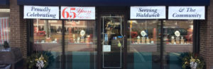 Plaza Jewelers 65 years