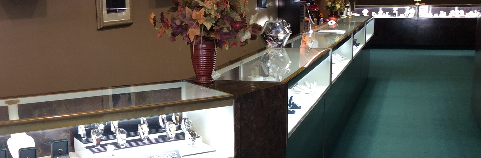 Plaza Jewelry Counter