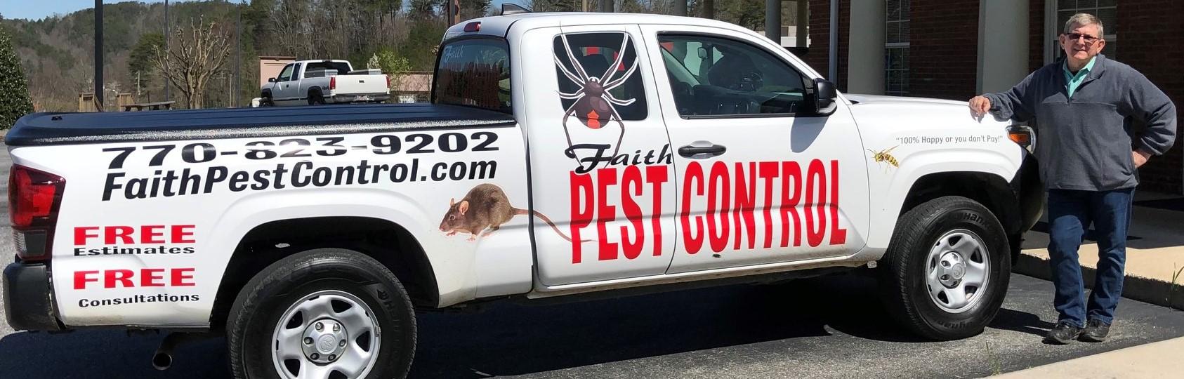 Faith Pest Control