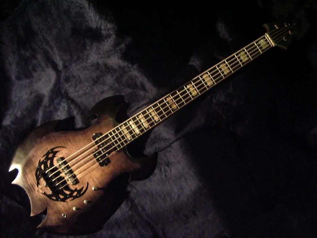 5 String Bass - 2012