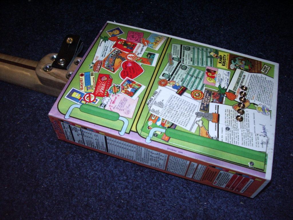 back Box 6