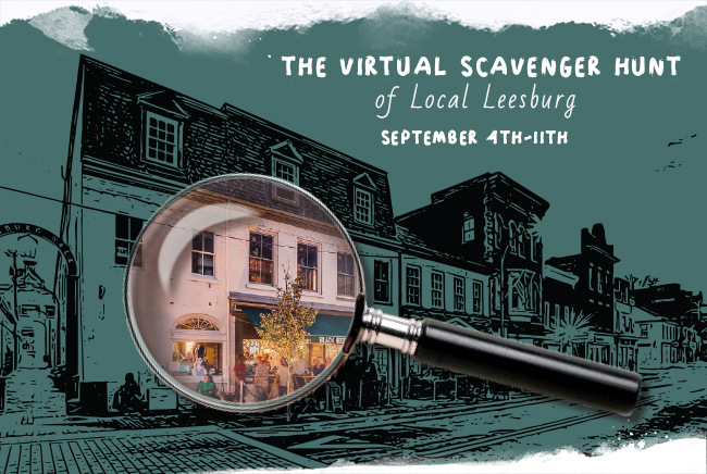 All About The Virtual Scavenger Hunt of Local Leesburg