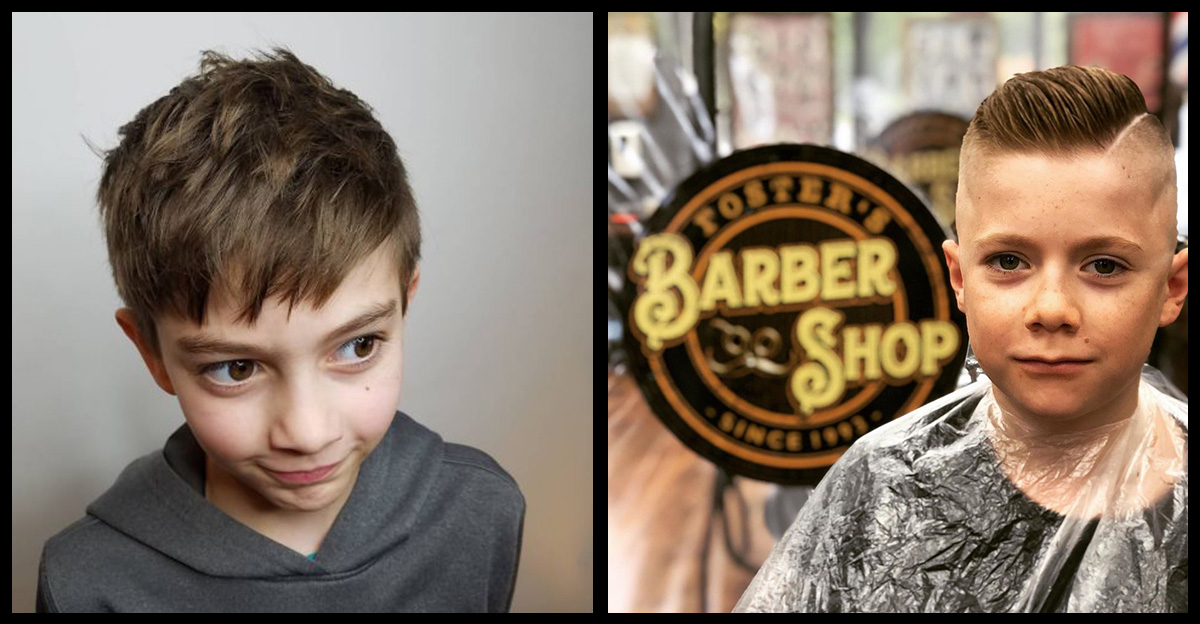56 Cool And Stylish Boy's Haircuts