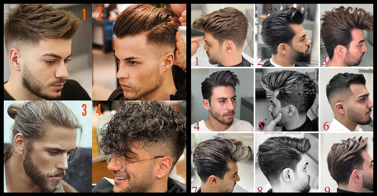 Most Popular Men's Haircuts in 2020