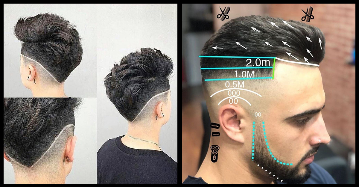 Fade Haircuts For Man
