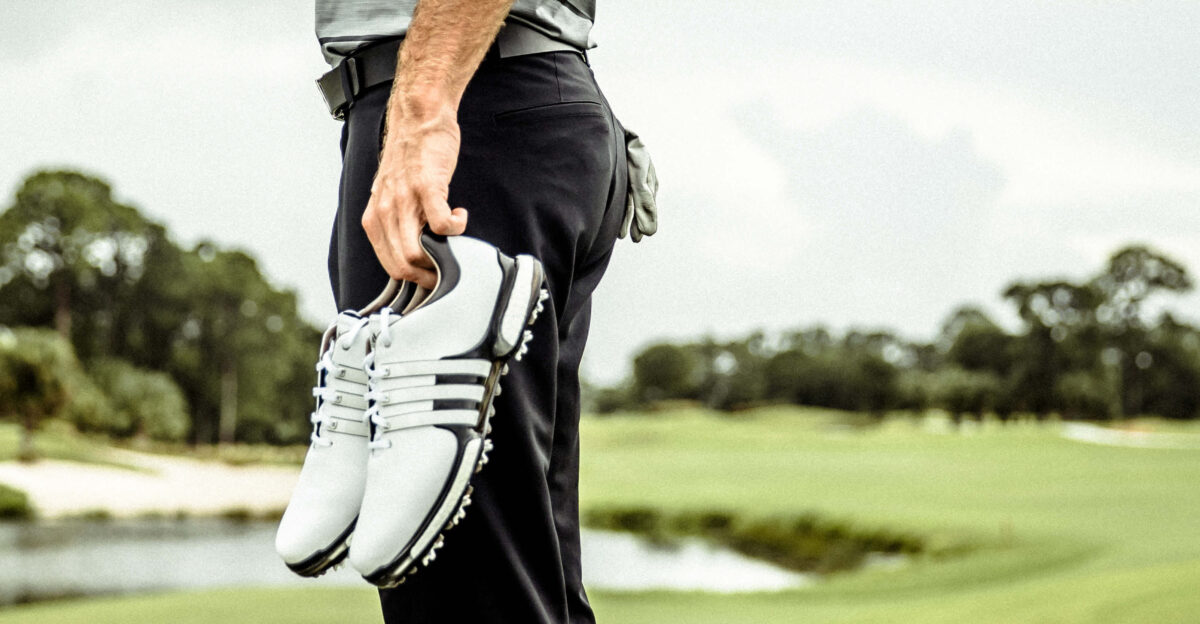 How To Lace Golf Shoes