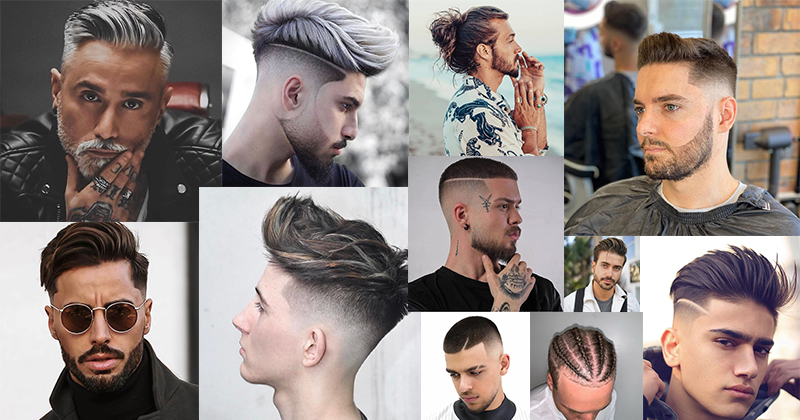 Top 100 Best Haircuts For Men In 2020