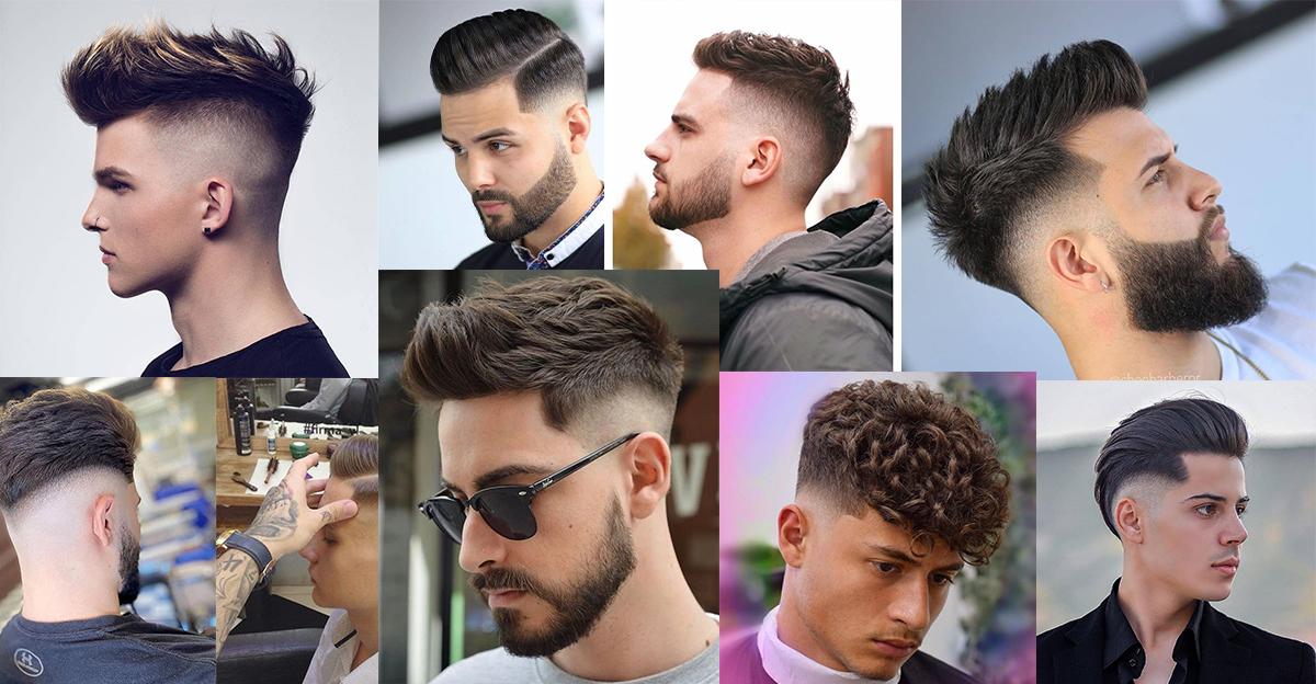 49+ Best Men's Fade Haircuts