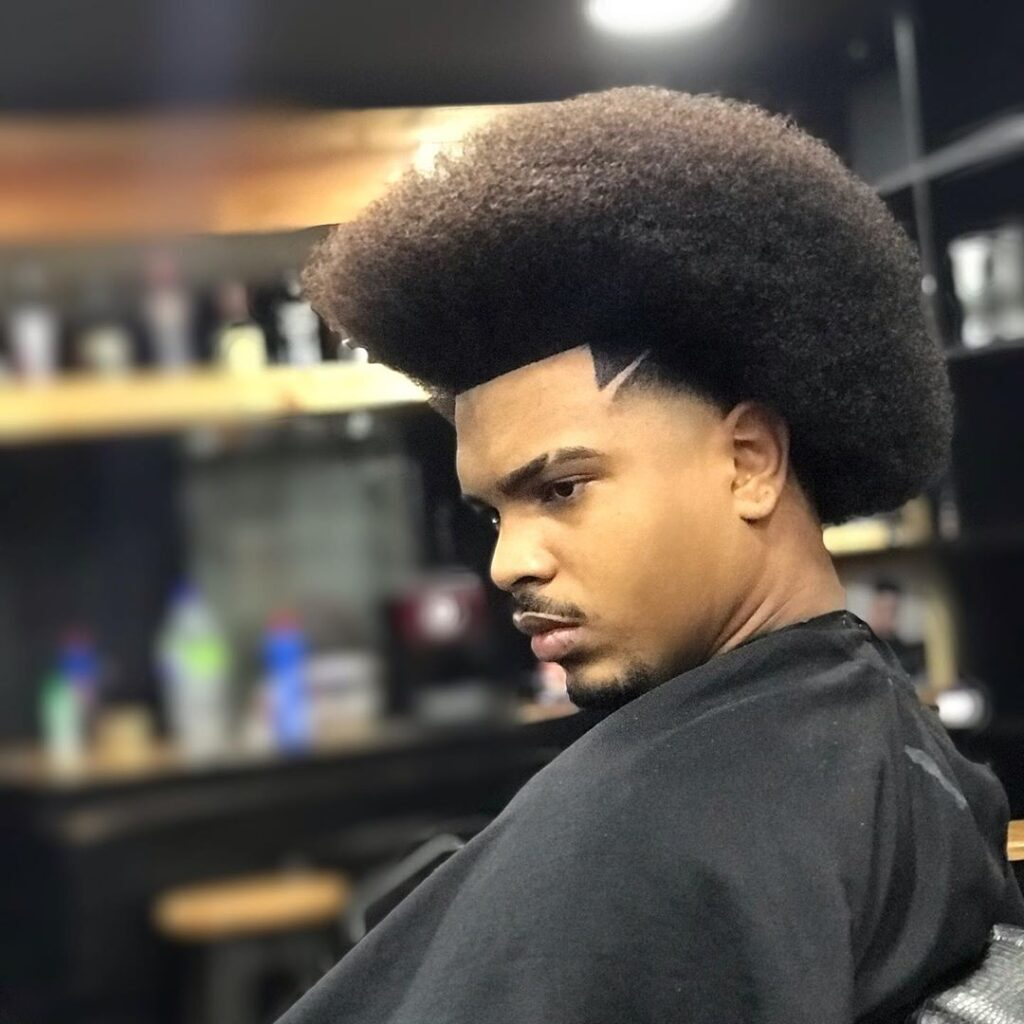 Fade Afro