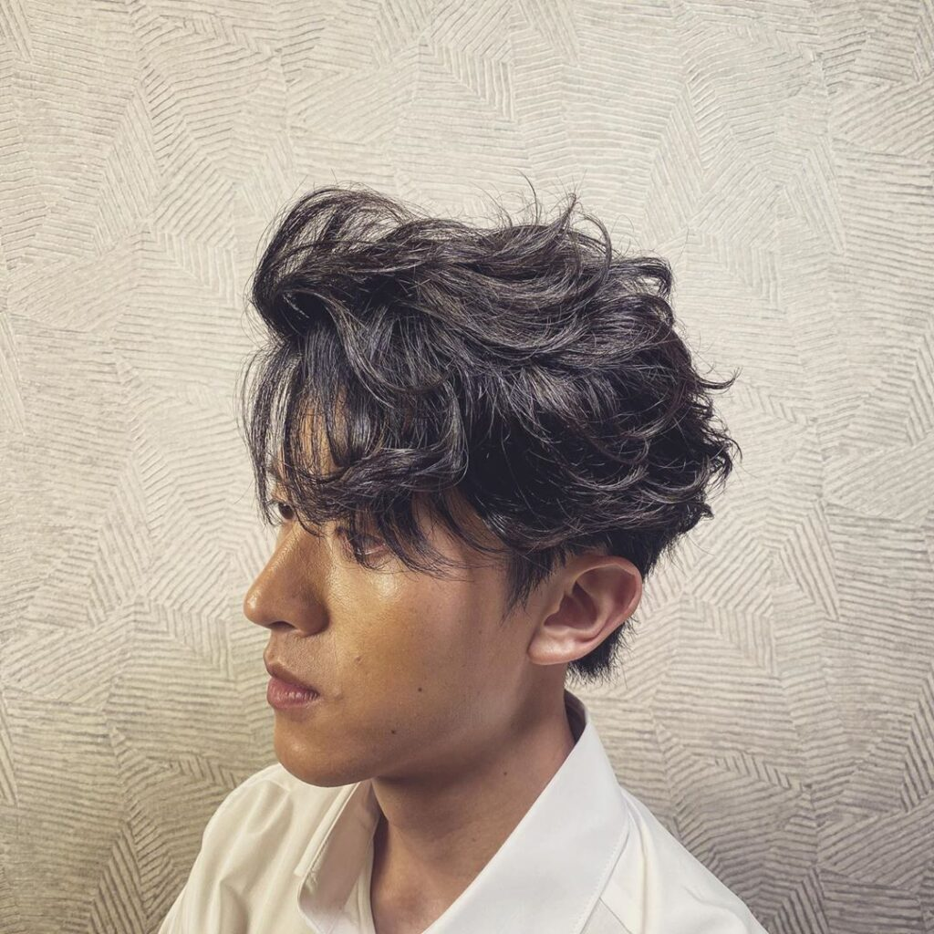 Long Waves Hairstyle
