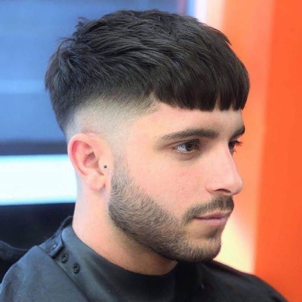 French Crop + Textured Hair