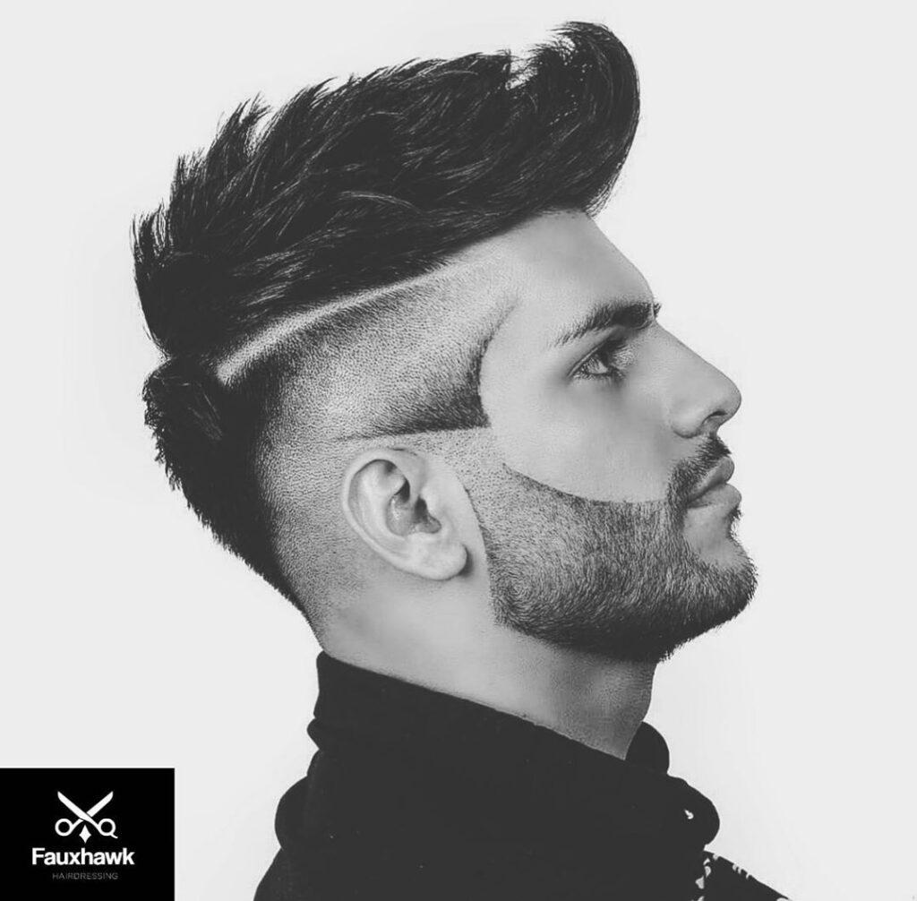 Faux Hawk + Hair Design