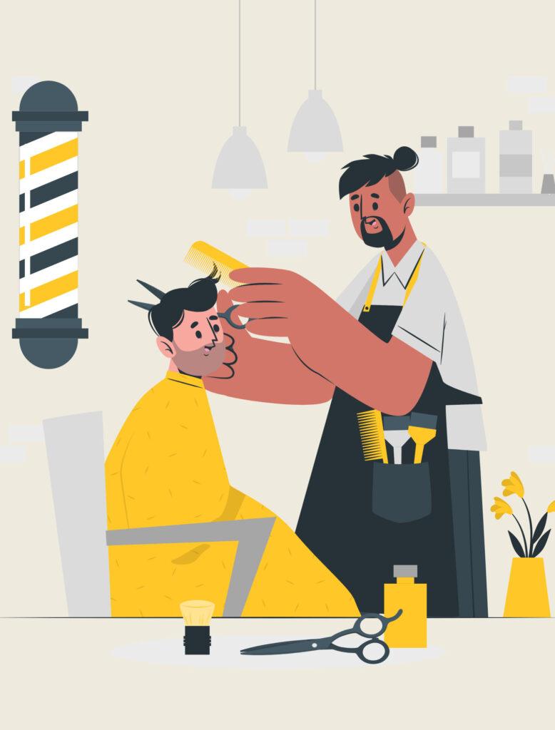 Men's Haircuts 2021