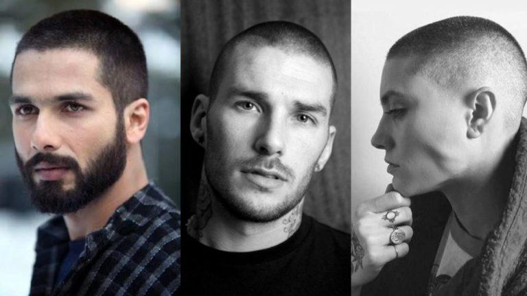 Buzz Cut Haircuts For Men