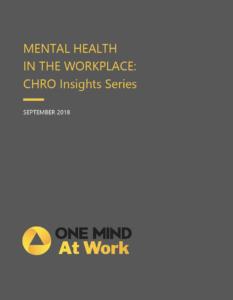 2018 CHRO Report image
