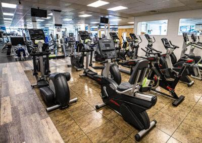 The Club Kona Cardio Equipment