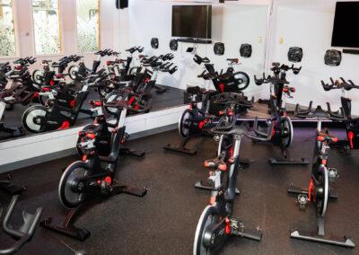 The Club Kona Cycle Studio
