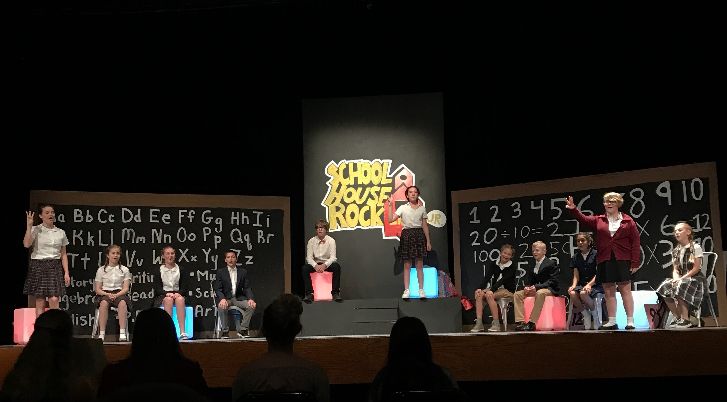 """SVMS 2016/17 Production of """"School House Rock"""""""