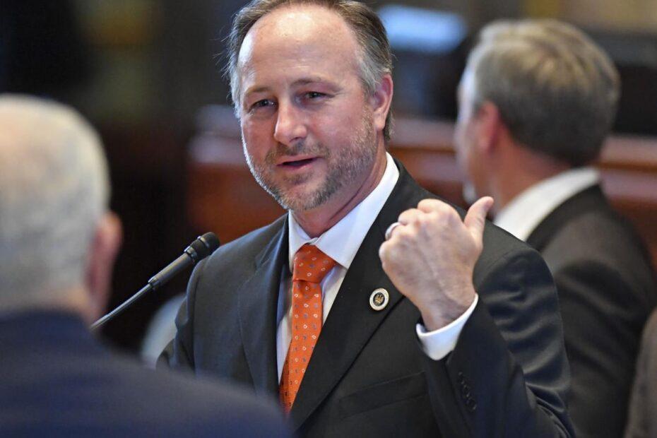 SaveSTP Senator Gary Smith