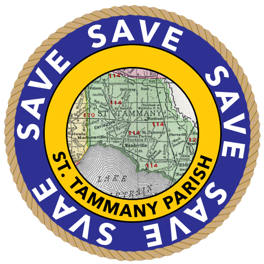 Save St. Tammany Parish Logo