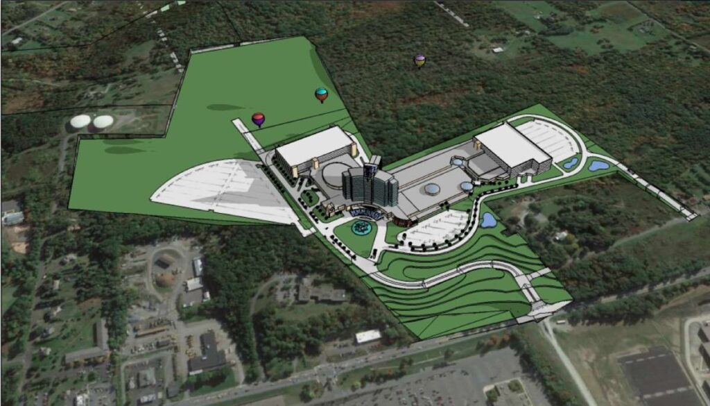 SaveSTP.com - Fontainebleau State Park Casino Proposed Rendering