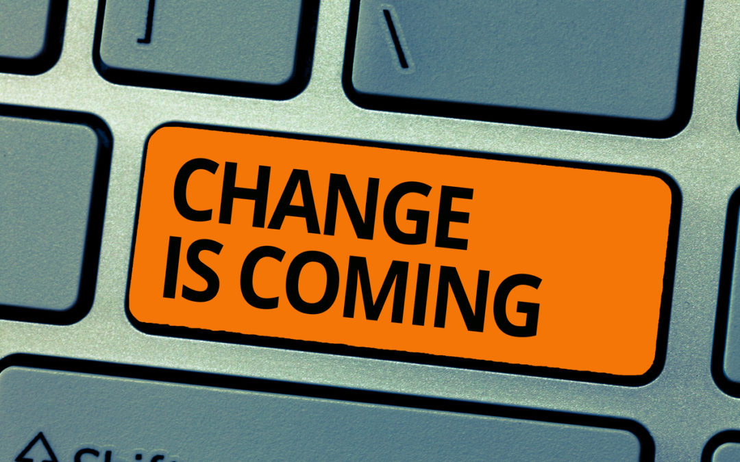 Keyboard with a Change Is Coming button   Tulsa medical marijuana attorney