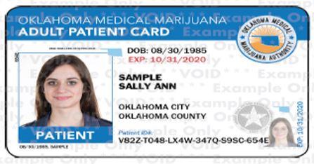 Oklahoma A Step Closer To Expanding Nonresident Marijuana Patient Licenses