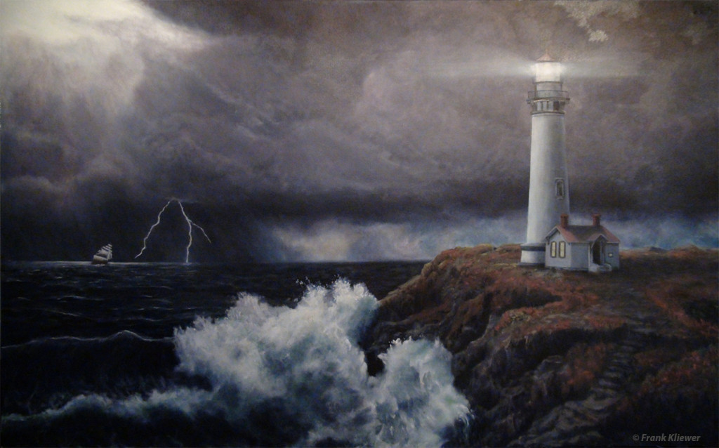 Pigeon-Point-Lighthouse