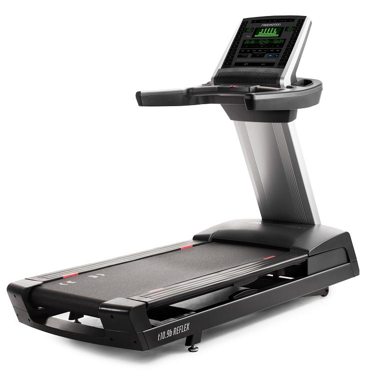 t10.9 Reflex Treadmill, Interactive Treadmill, newest technology