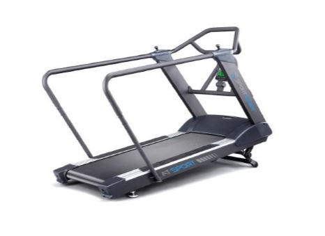 Treadmill Designed for walking, running or high intensity workouts. Treadmill, Sport Series,The 7500 Athletic Trainer delivers unparalleled speed, agility and sled training for novice users as well as serious athletes. The bright adjustable display provides real-time training data and changes back-lit colors as heart-rate changes. HIIT Training With Sled Bar is ideal for multi-athlete and circuit training. Treadmill commercial grade treadmill for your residential personal home gym.