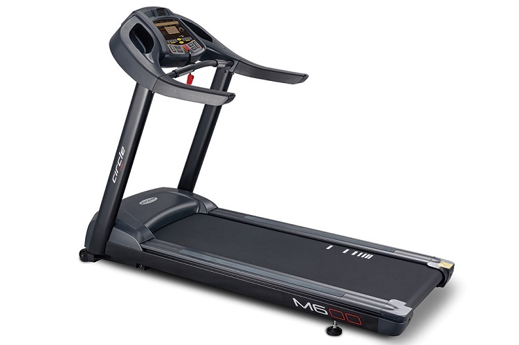 Circle Fitness Green Series Treadmill, Featuring high-quality, full commercial components on a space-saving frame, this treadmill is built for unparalleled reliability and energy efficiency. Run, walk, jog on treadmill.