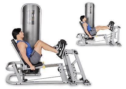 Inflight CT Line Multi-Leg Press