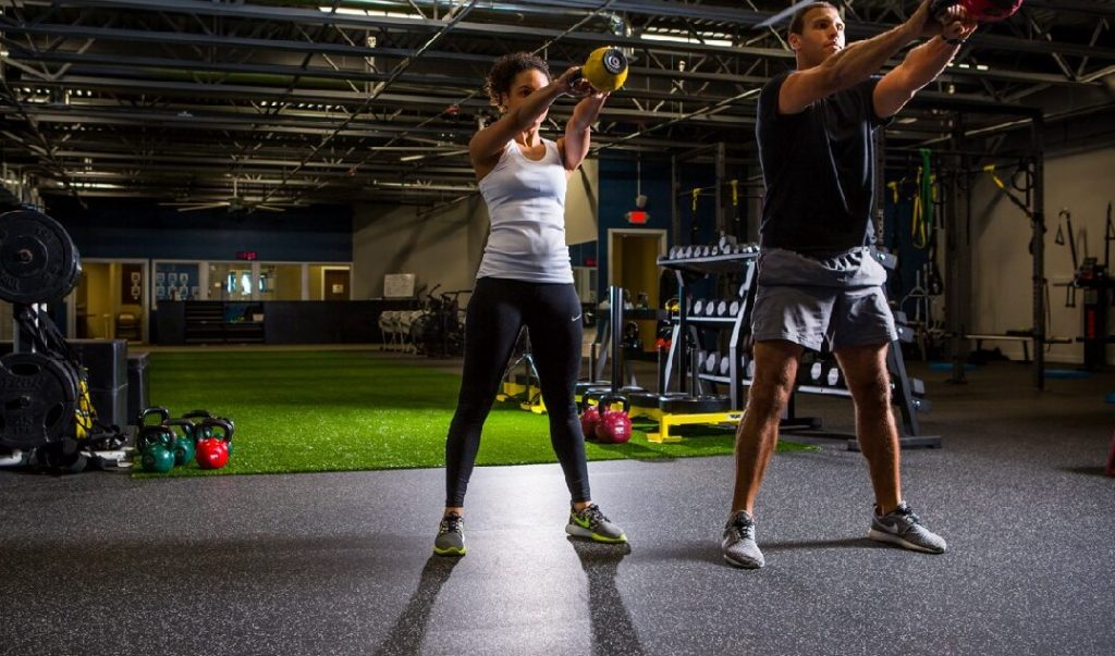 Performance Beast & Beast Plus Athletic Flooring