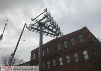 Outdoor Specialist Billboard Digital Conversion Baltimore