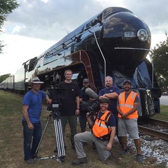Icon Film Crew and 611