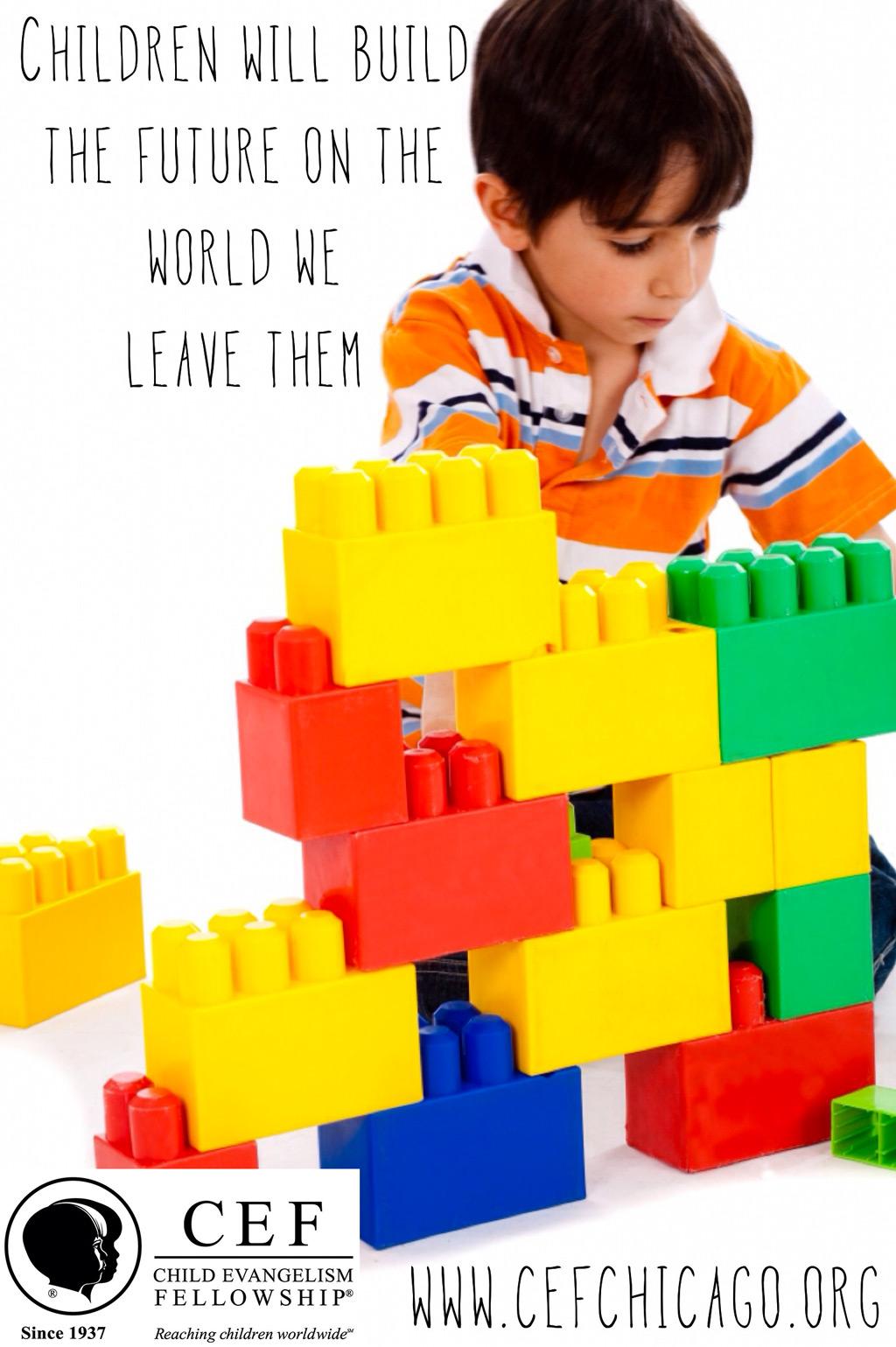 Children Will Build the Future