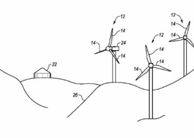 Suppression of Radar Clutter from Wind Turbines