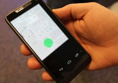 Secure Mobile Device Indoor Localization for Critical and Non-Critical Navigation