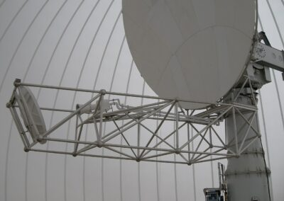 Robust Attenuation Correction System for Radar Reflectivity and Differential Reflectivity