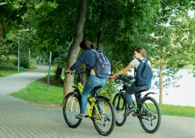 Online Transportation Education Module for College Campuses