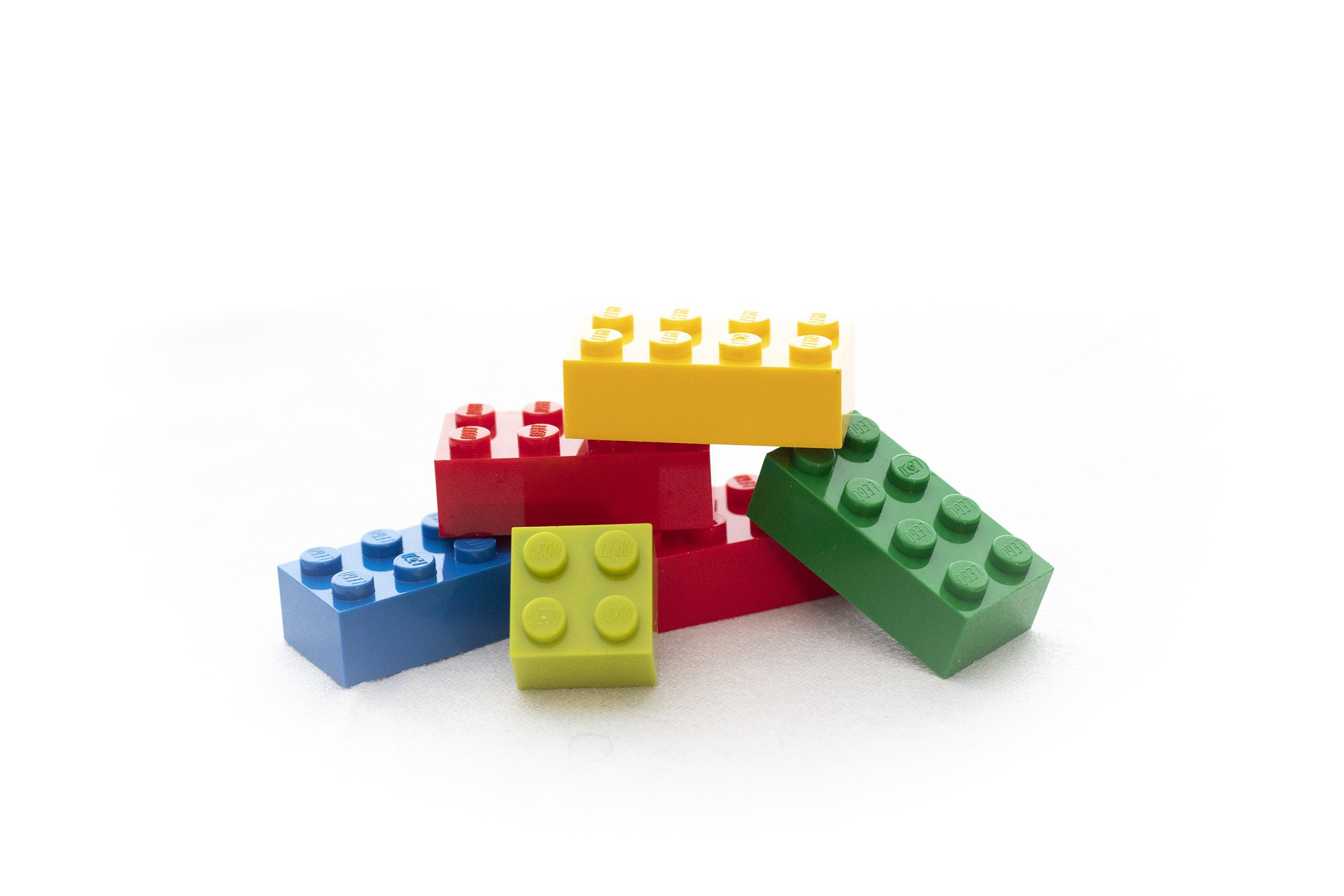 """""""Building Blocks"""" - example of thermoset polymer"""