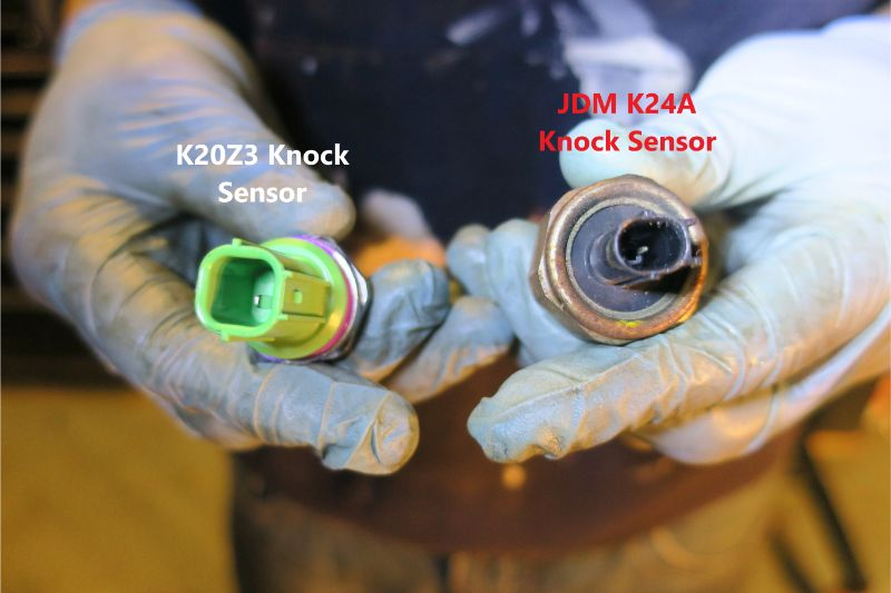 Knock Sensor Comparison