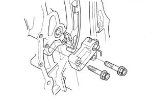 tensioner removal