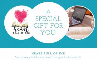 Heart Full of Ink Gift Cards
