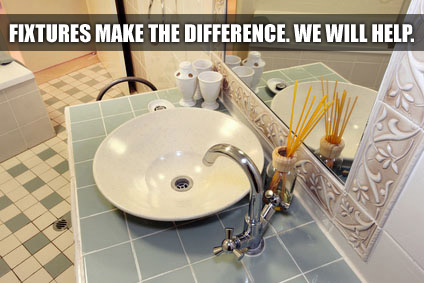 faucet installation and repair