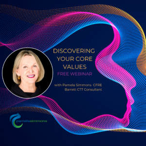 discovering your values webinar
